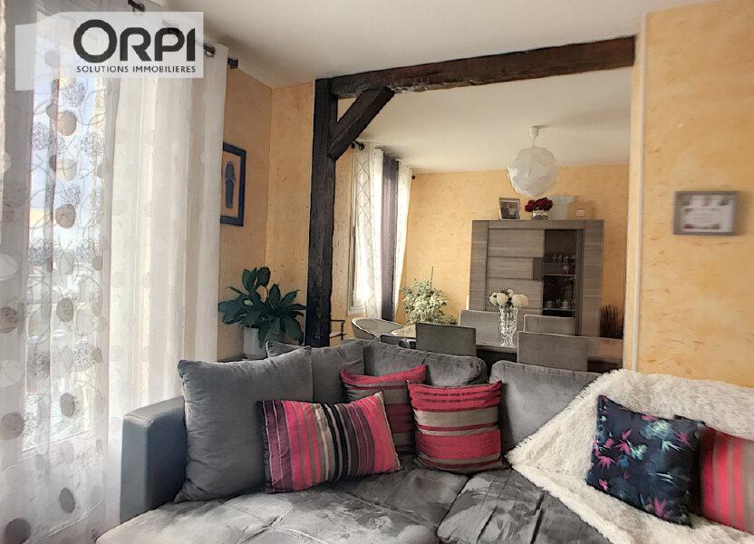 Appartement à vendre 77m2 à Montluçon