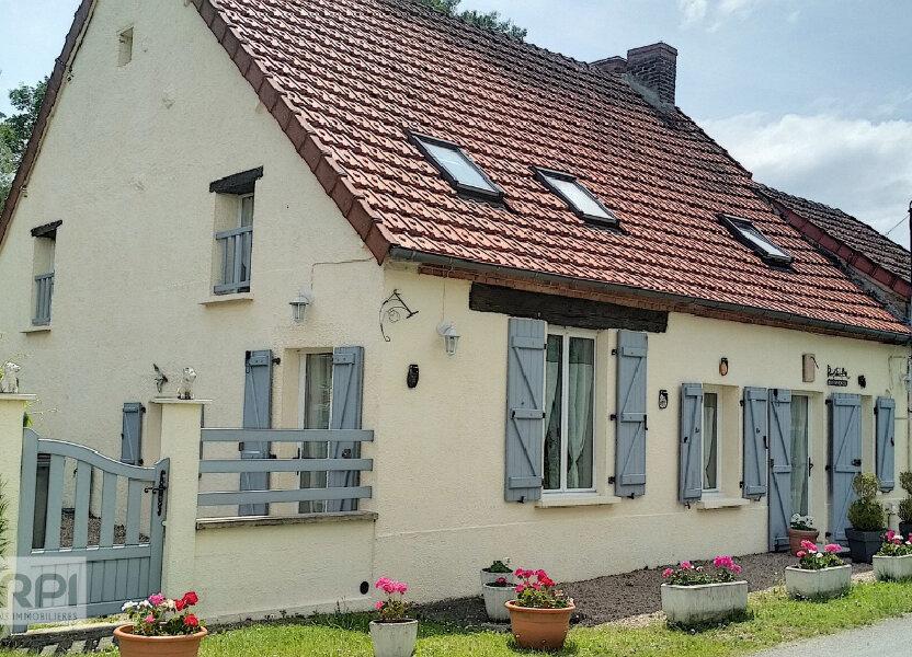 Maison à vendre 114m2 à Saint-Bonnet-de-Four