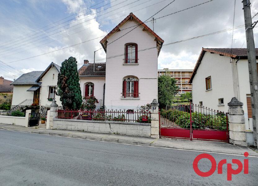 Maison à vendre 97m2 à Montluçon