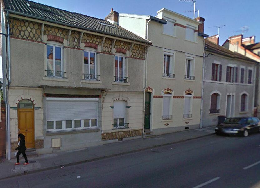 Immeuble à vendre 101.6m2 à Montluçon