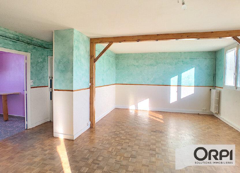 Appartement à vendre 58.11m2 à Saint-Amand-Montrond