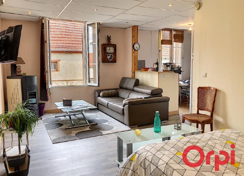 Maison à vendre 85m2 à Néris-les-Bains