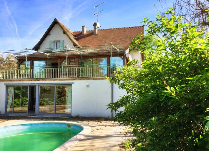 Maison à vendre 166m2 à Saint-Amand-Montrond