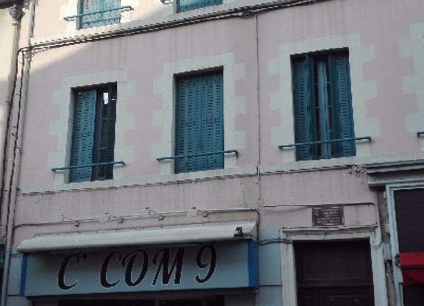 Appartement à vendre 41.2m2 à Montluçon