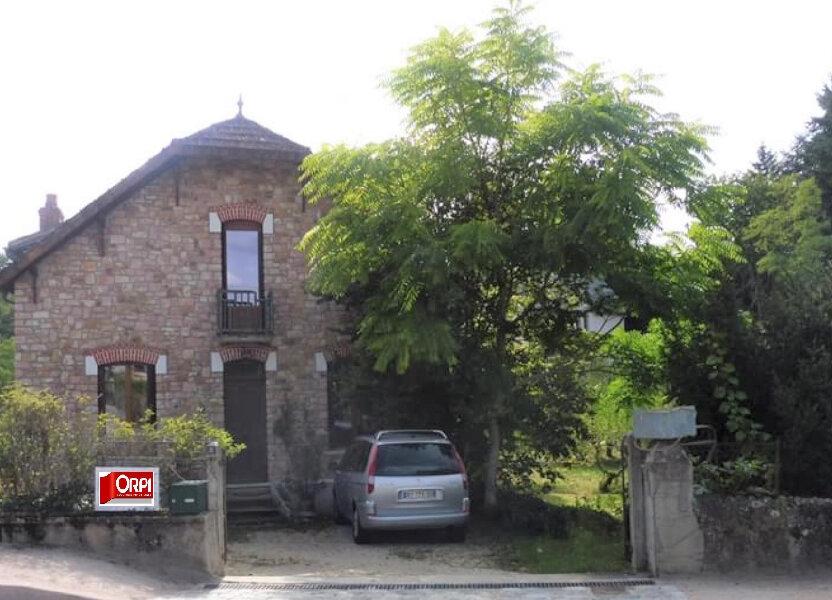 Maison à vendre 122m2 à Vallon-en-Sully