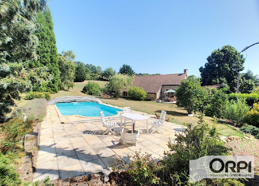 Maison à vendre 178m2 à Le Vilhain