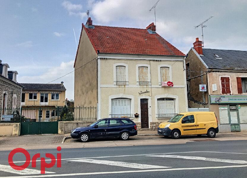 Maison à vendre 145m2 à Doyet