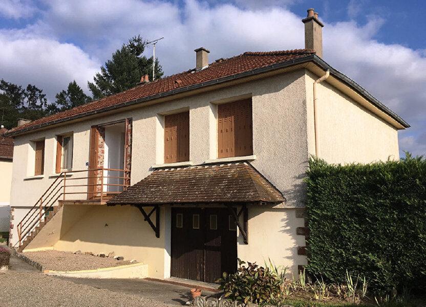 Maison à vendre 123m2 à Vallon-en-Sully