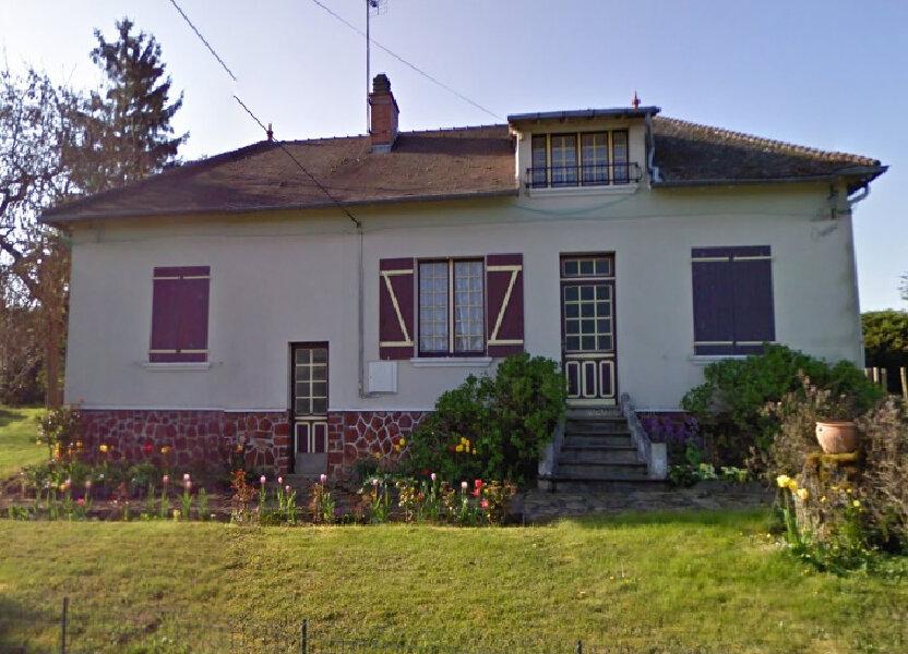 Maison à vendre 101m2 à Saint-Désiré