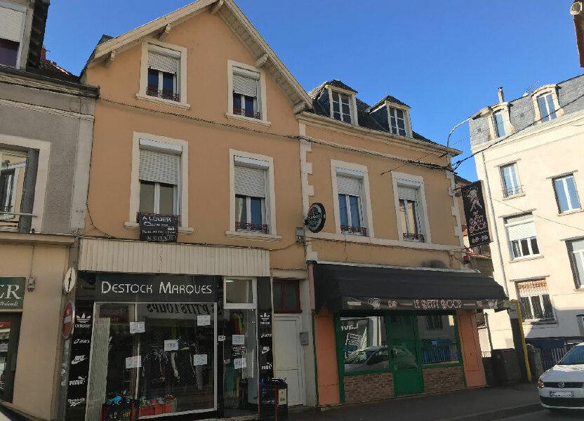 Immeuble à vendre 210m2 à Montluçon