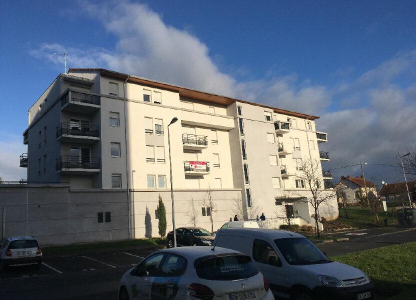 Appartement à vendre 43.3m2 à Montluçon