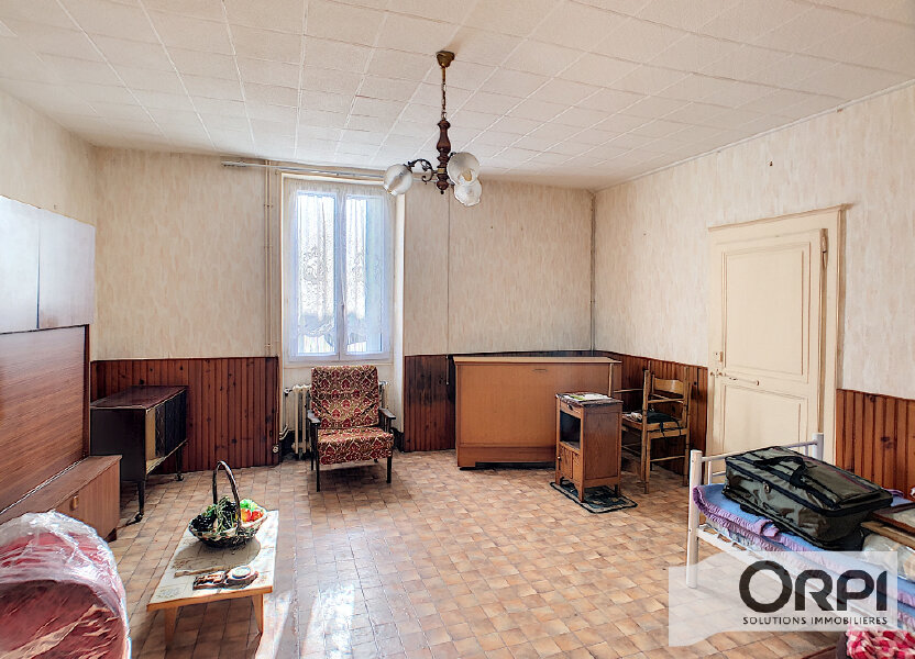 Maison à vendre 71m2 à Saint-Amand-Montrond