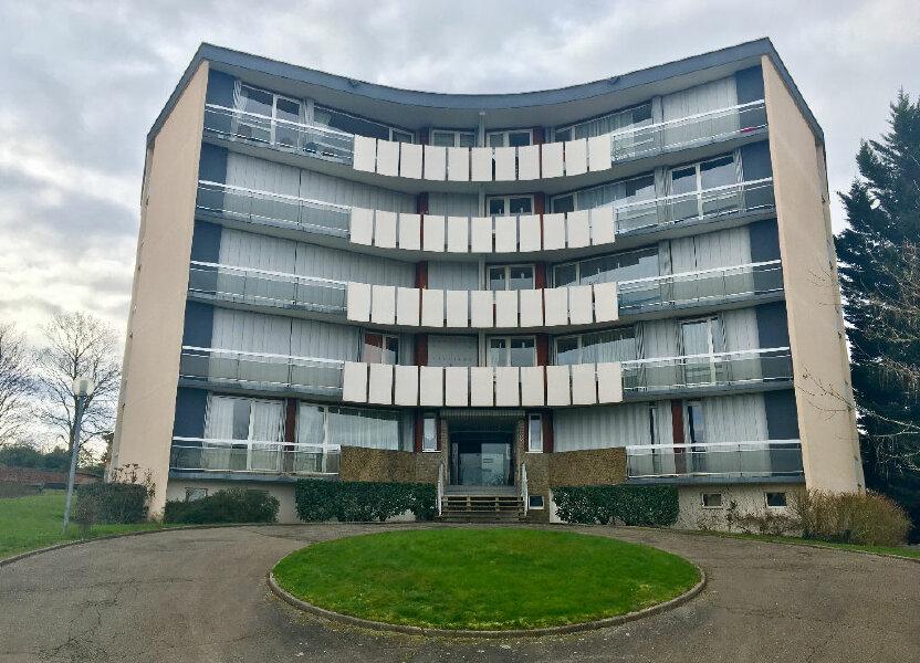 Appartement à vendre 66.5m2 à Montluçon