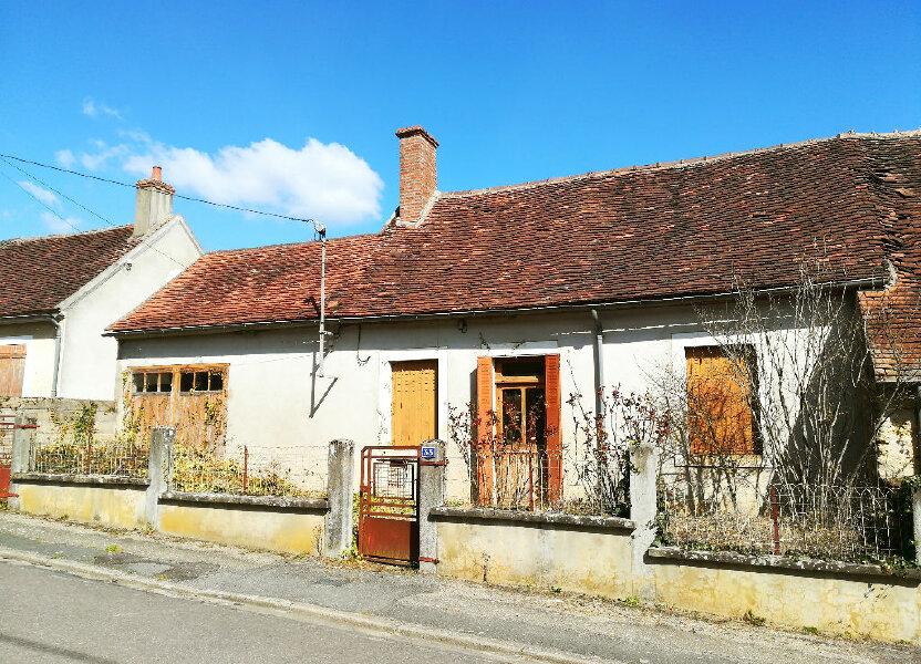 Maison à vendre 57m2 à Ainay-le-Château