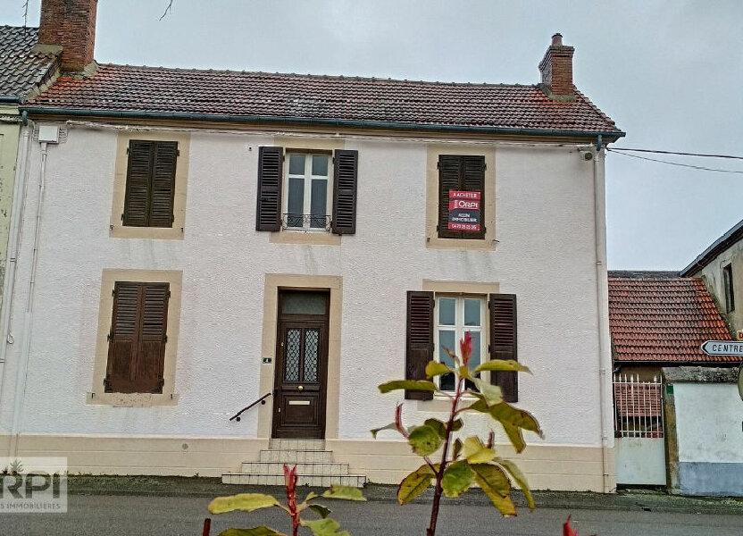 Maison à vendre 105m2 à Montmarault