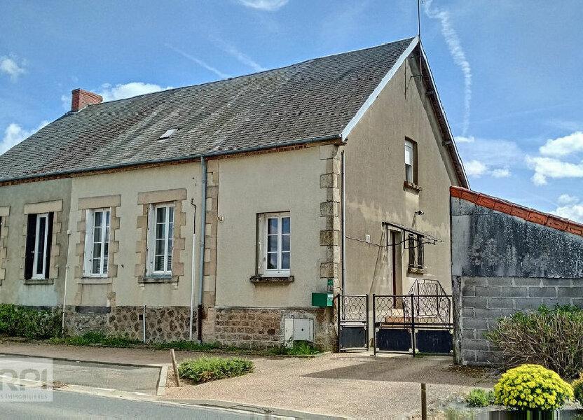 Maison à vendre 67m2 à Montmarault
