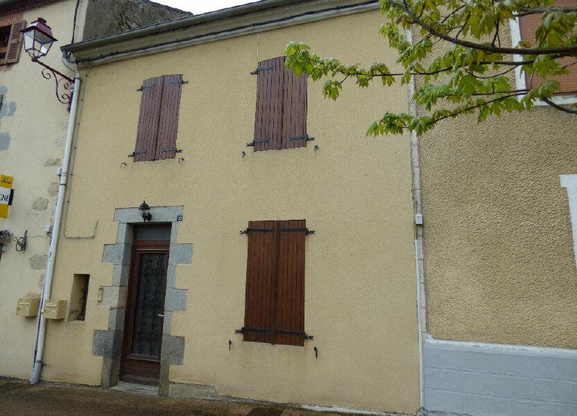 Maison à vendre 87m2 à Lépaud