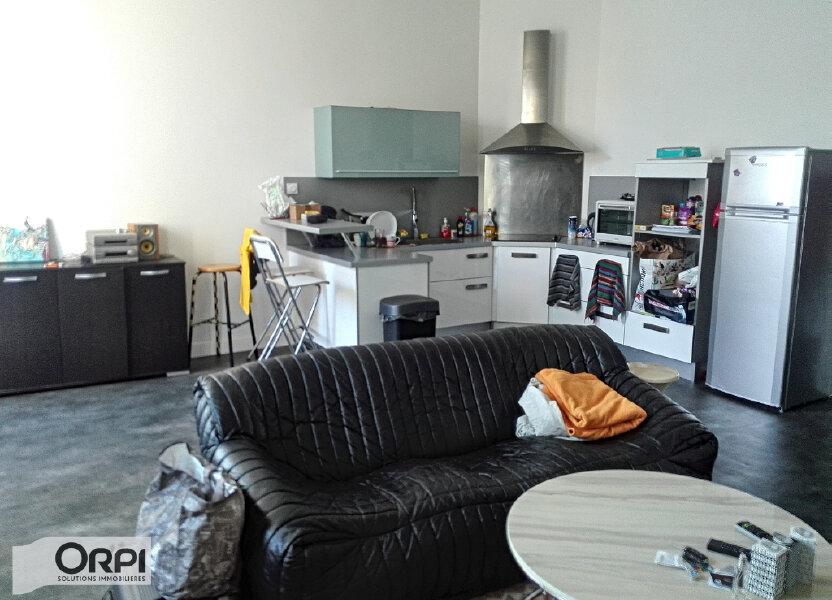 Appartement à vendre 54m2 à Montluçon