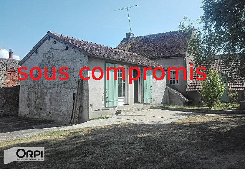 Maison à vendre 108m2 à La Chapelaude