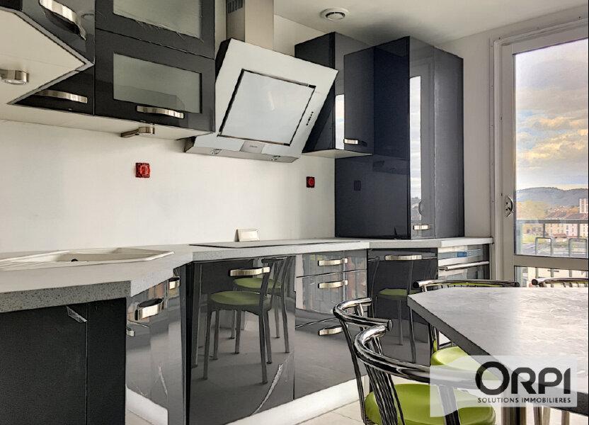 Appartement à vendre 105m2 à Montluçon