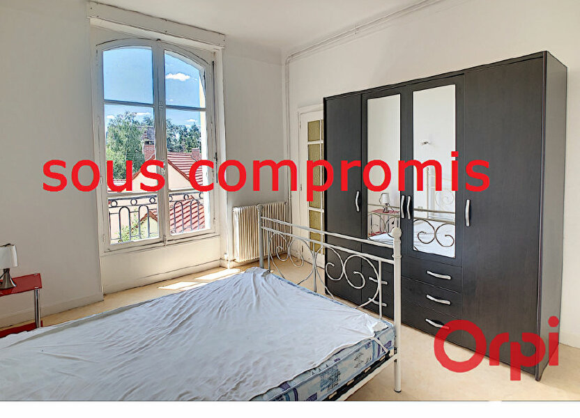 Appartement à vendre 43m2 à Durdat-Larequille