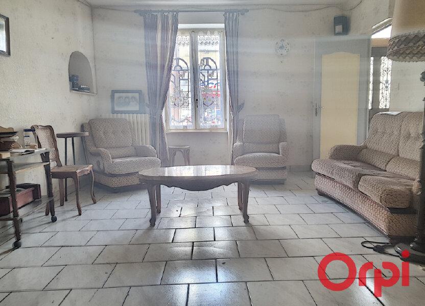 Immeuble à vendre 520m2 à Montluçon