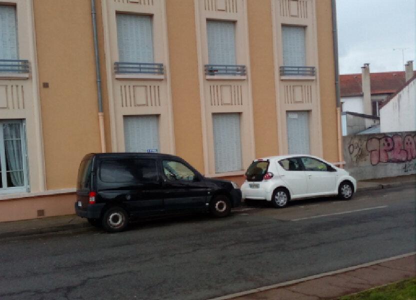 Appartement à vendre 59.87m2 à Montluçon