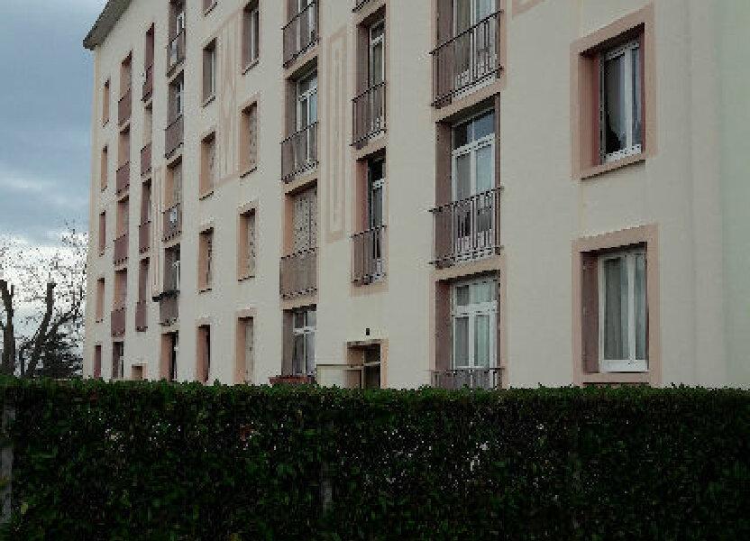 Appartement à vendre 46.26m2 à Montluçon