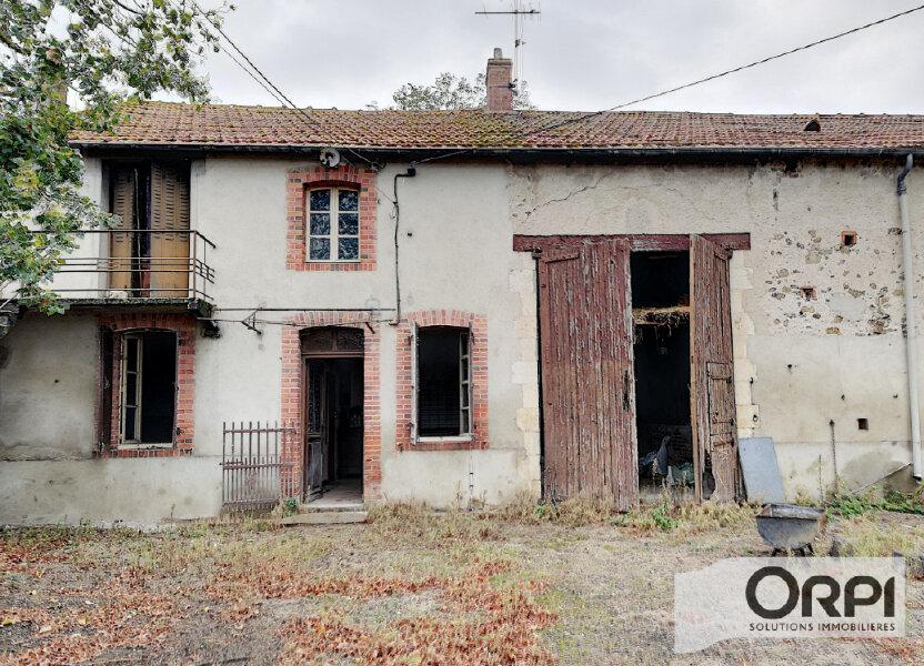 Maison à vendre 85m2 à Saint-Victor