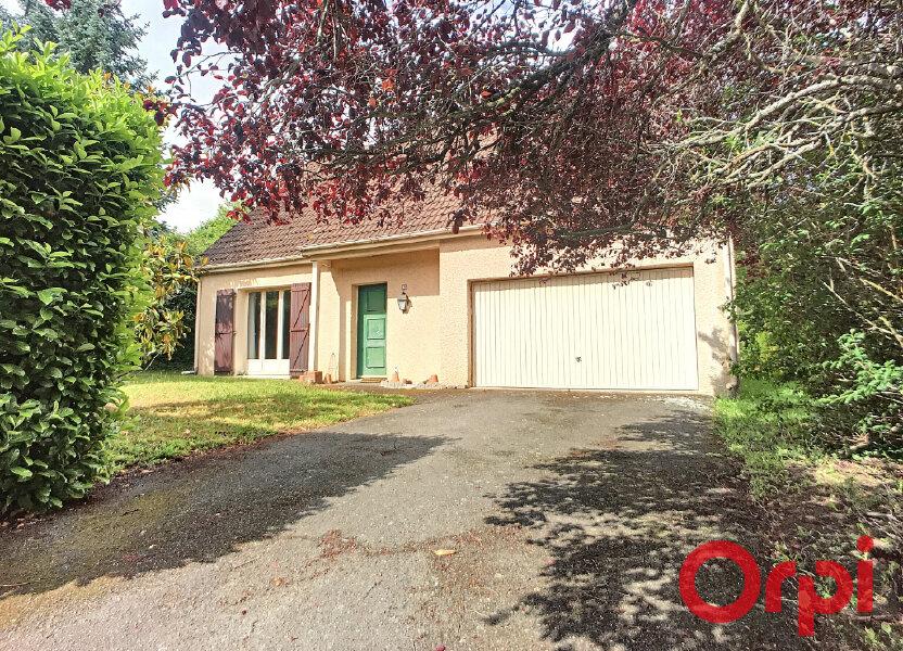 Maison à vendre 152m2 à Montluçon