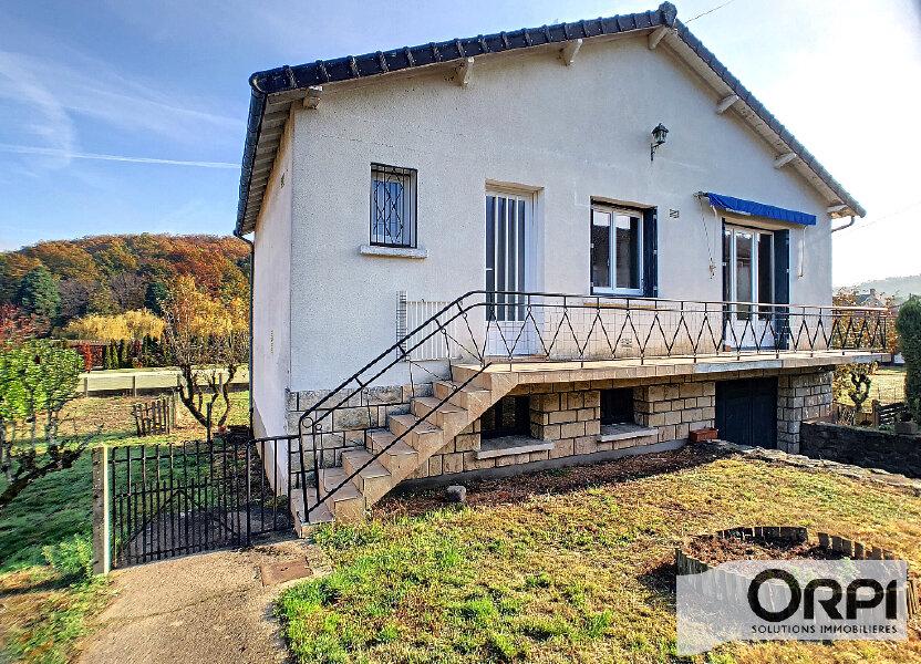 Maison à vendre 68m2 à Saint-Bonnet-Tronçais