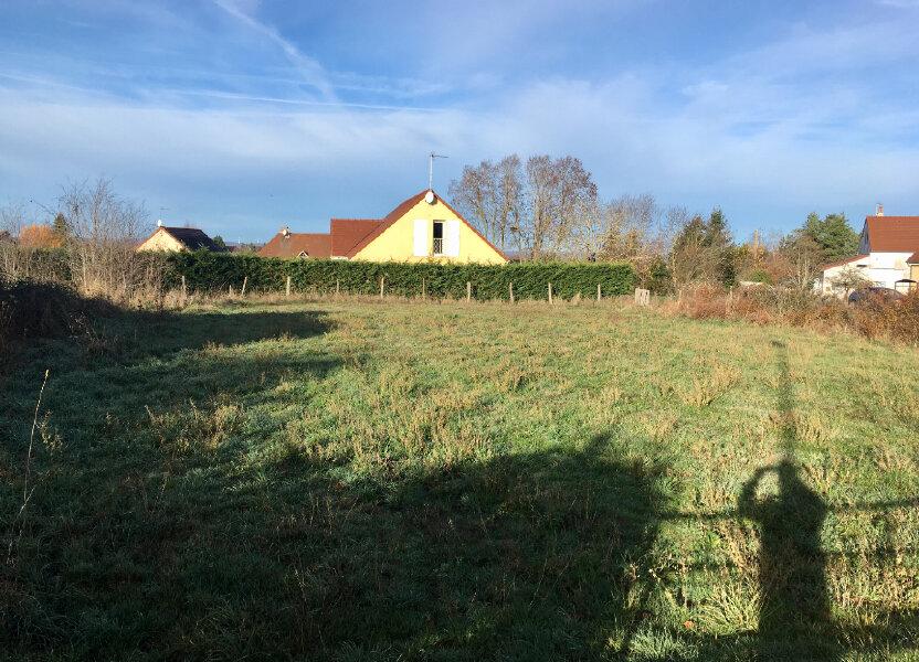 Terrain à vendre 1135m2 à Néris-les-Bains