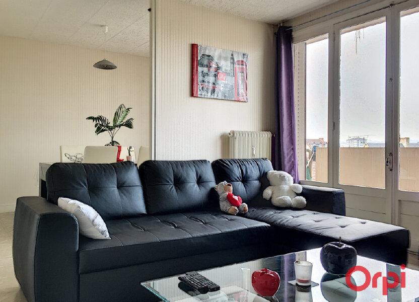 Appartement à vendre 63m2 à Montluçon