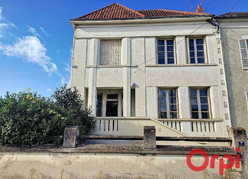 Maison à vendre 139m2 à Montluçon