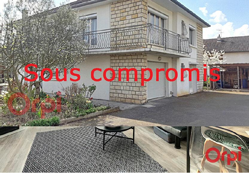 Maison à vendre 154m2 à Domérat