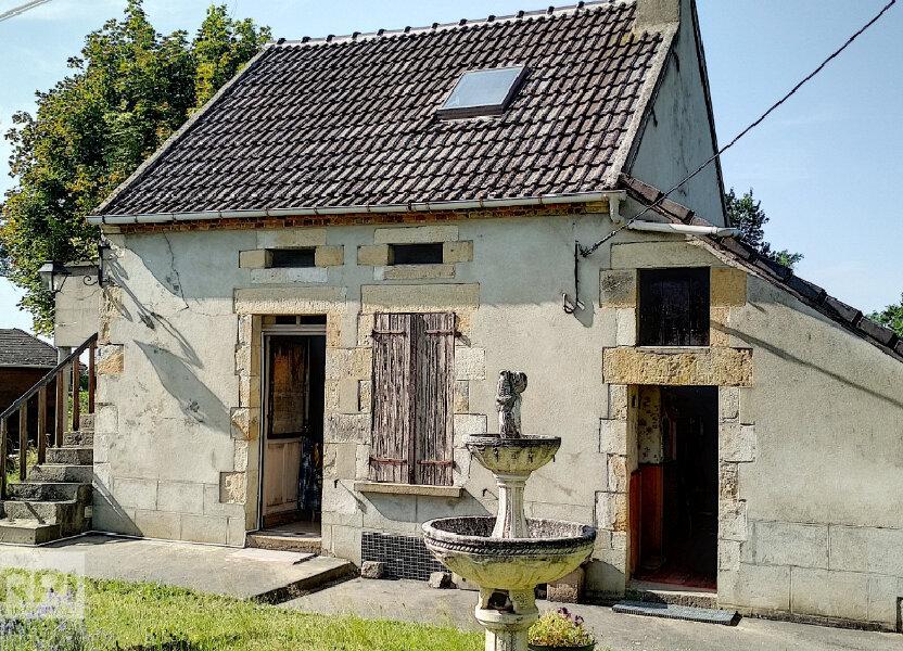 Maison à vendre 70m2 à Louroux-de-Beaune