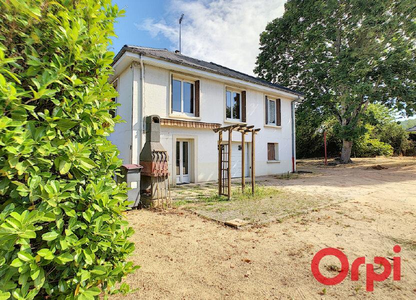 Maison à vendre 101.27m2 à Saint-Victor