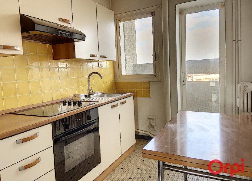 Appartement à vendre 58.92m2 à Montluçon