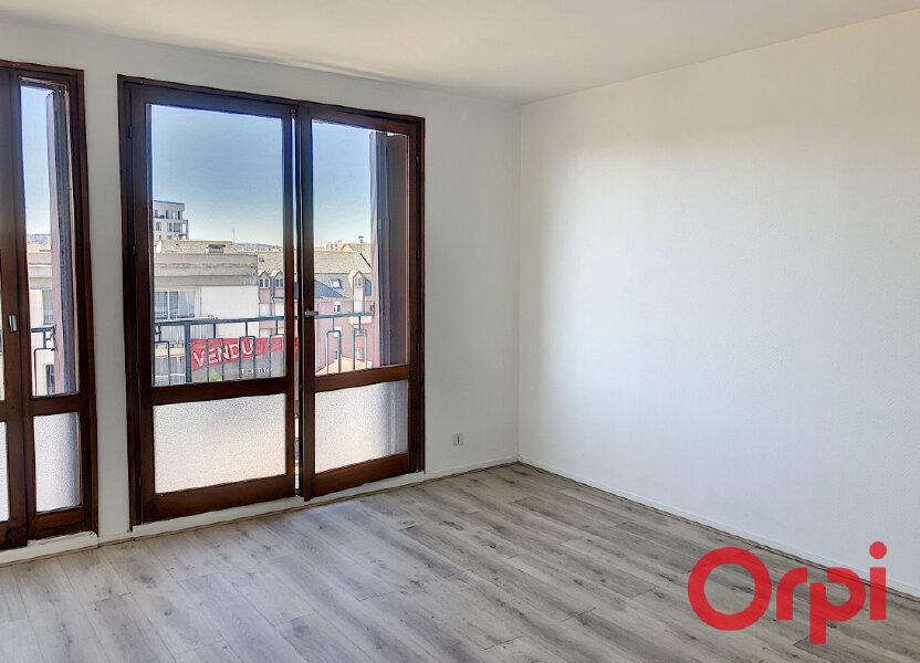 Appartement à vendre 61.38m2 à Montluçon