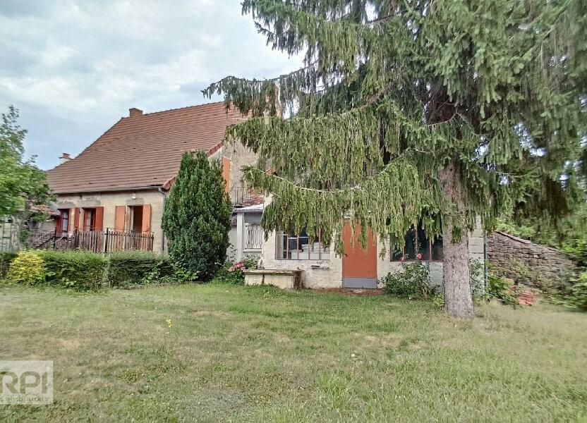 Maison à vendre 160m2 à Sazeret