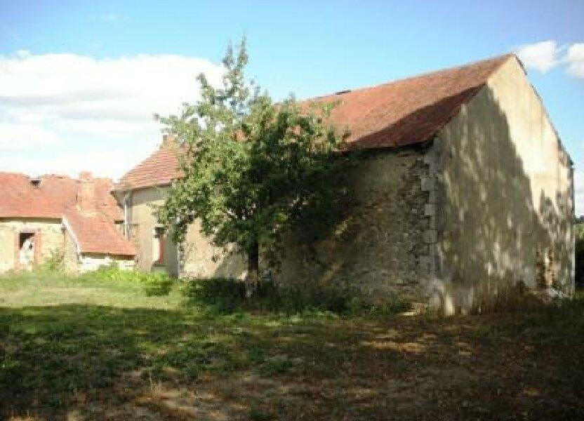 Maison à vendre 50m2 à Saint-Sauvier