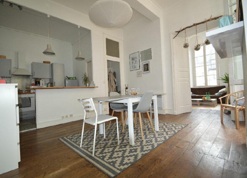 Appartement à louer 60.8m2 à Pau