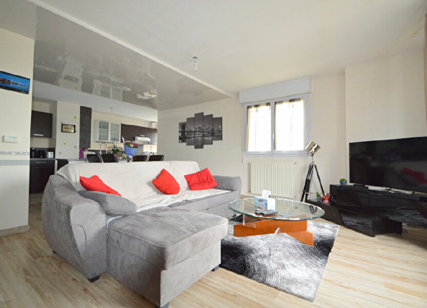Appartement à louer 82.1m2 à Pau