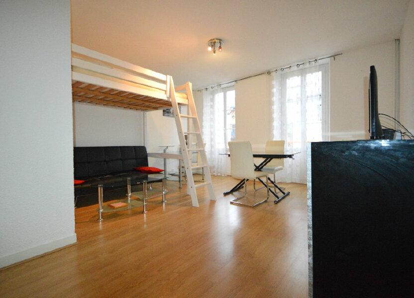 Appartement à louer 35m2 à Pau
