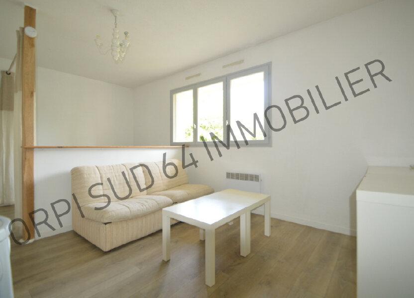 Appartement à louer 32m2 à Pau