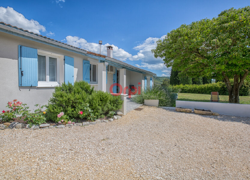 Maison à vendre 115m2 à Villeneuve-de-Berg