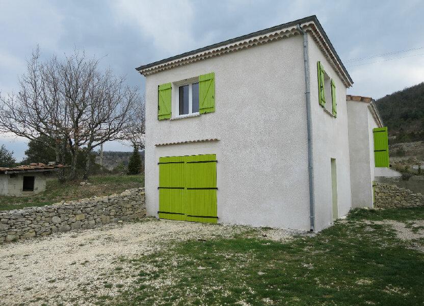 Maison à louer 69.42m2 à Saint-Maurice-d'Ibie