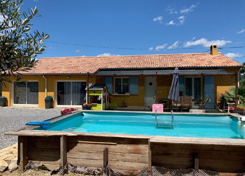 Maison à vendre 123m2 à Lavilledieu