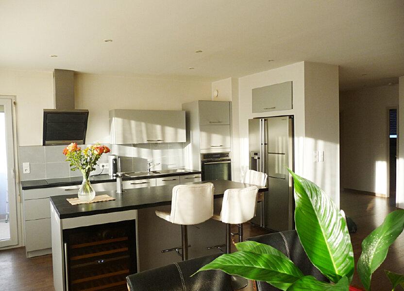 Appartement à vendre 101m2 à Bellegarde-sur-Valserine