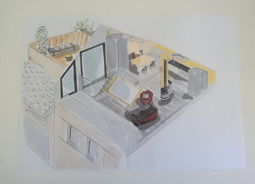 Maison à vendre 170m2 à Collonges